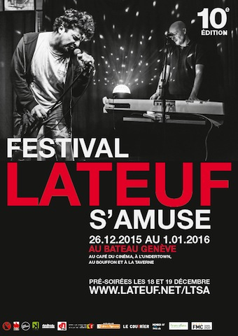 Festival Lateuf s'amuse