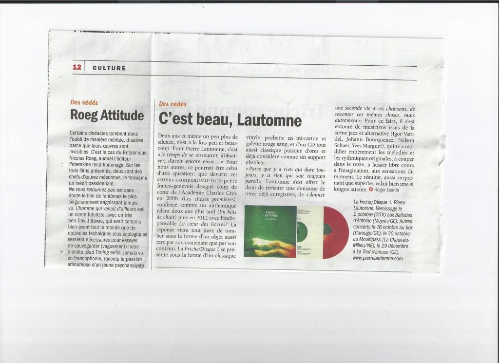 Journal Vigousse 2 octobre 2015
